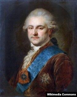 Станіслав Август Понятовський (1732–1798) – останній король Польський, Великий князь Литовський, Великий князь Руський (1764—1795)