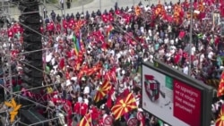 Forty Thousand Demand Macedonian Government Resignation
