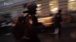 La Moscova, poliția a reținut peste 140 de oameni, la protestul împotriva modificării Constituției