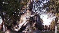 Мирзиёев ташаббуси билан Регистонга қайта ўрнатилган ёдгорлик қаровсиз аҳволда