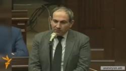 Փաշինյան. «Արդյո՞ք Սերժ Սարգսյանը արգելել է օգտագործել «Լֆիկ Սամո» կնիքը»