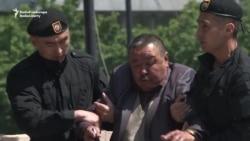 Dozens Detained In Almaty, Kazakhstan