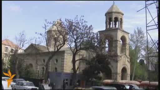 Բաքվի հայկական եկեղեցին