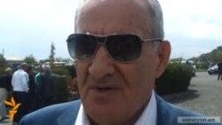 Գալուստ Սահակյան. «Քաղաքականության մեջ էգ եւ որձ չկա»