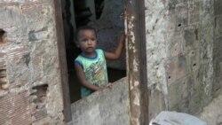 Рио: блеск и нищета олимпийского города