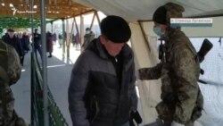 «Народ чихает»: коронавирус и проверки на линии разграничения с Донбассом (видео)