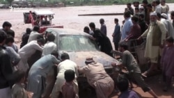 Deadly Floods Hit Northwest Pakistan