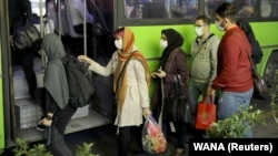 After recent tighter restrictions, Iran has seen its lowest daily fatality total from the coronavirus in more than three months.