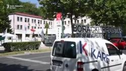 Demobilisani borci ne odustaju od protesta