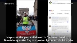 The French Connection: Donbas Fighters Don Yellow Vests