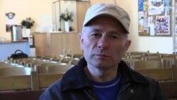 Помічник командира батальйону військових капеланів, протестант Олег Марінченко