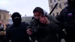 A New Level Of Brutality: How Russian Police Dealt With The Latest Mass Protests