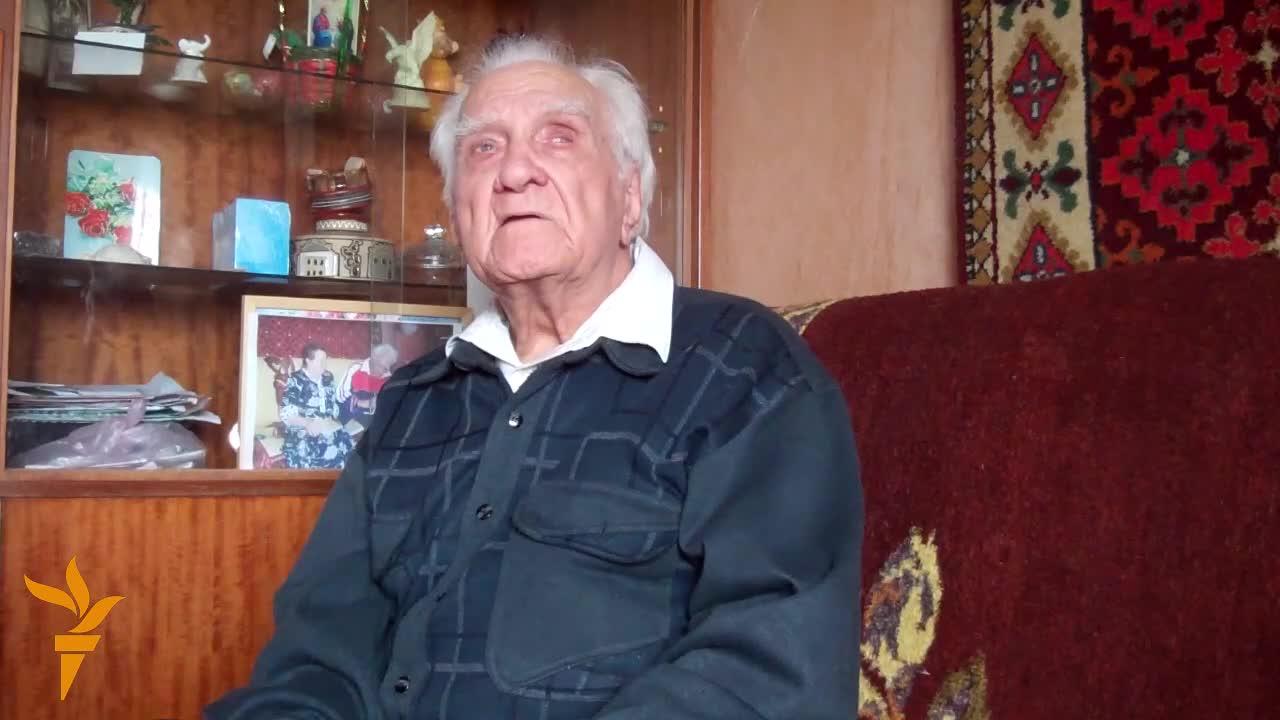 Спогади про Голодомор дніпропетровського поета
