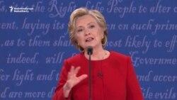 Clinton, Trump Focus On NATO Anti-Terror Role