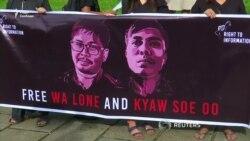 Журналістів Reuters засудили до семи років в'язниці у М'янмі – відео
