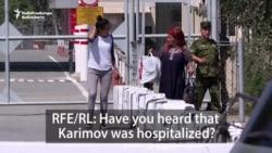 Uzkbek News Stays Silent On President's Health
