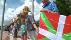 Живая цепь длиной больше 200 километров – испанские баски требуют независимости