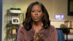 """Michelle Obama: """"Să votați pentru Joe Biden, ca și cum viețile voastre ar depinde de acest vot"""""""