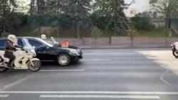 Лукашэнка едзе на інаўгурацыю