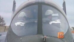 Российские ВВС провели учения неподалеку от границы с Украиной
