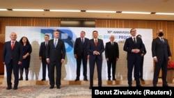 Словенија- состанок на лидерите од регионот во процесот Брдо-Бриони, 17.05.2021
