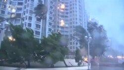 Hongkong i Makao na udaru oluje