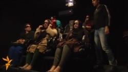 Kabulda 7D kinoteatr