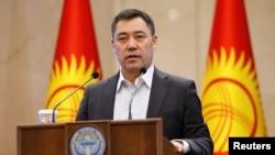Președintele în exercițiu al Kârgâzstanului, Sadîr Japarov