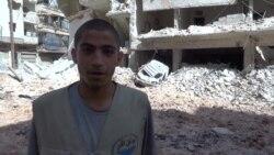 Aleppo Attacks Aftermath