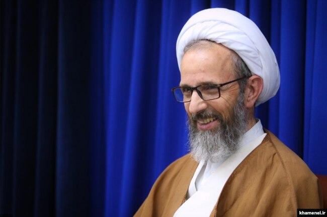 محمود رجبی هنگام مصاحبه با پایگاه اطلاعرسانی خامنهای، ۱۳۹۷