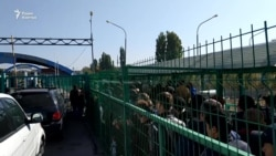 Ситуация на кыргызско-казахстанской границе