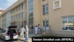 Больница в Оше. Иллюстративное фото.