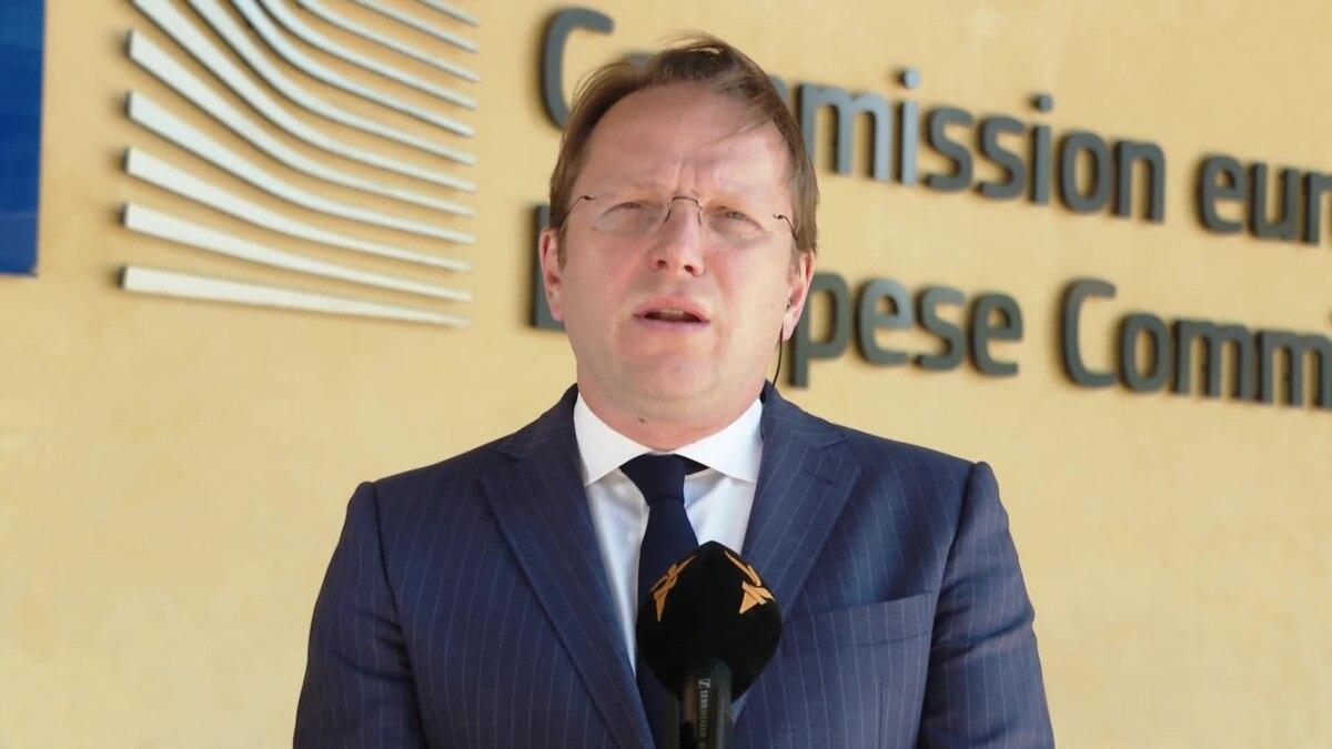 Комиссар ЕС по расширению положительно оценил действия властей Украины по борьбе с коронавирусом