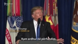 Trump flet për strategjinë e SHBA-së në Afganistan dhe Pakistan
