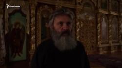 Архиепископа Климента задержали после заявления бездомного (видео)
