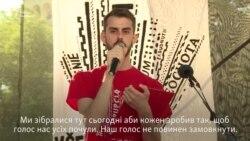18-річний словак на чолі протестів проти корупції
