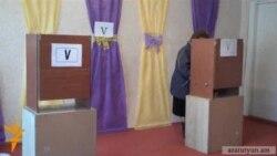 Գյումրիում ընտրությունները բավականին լարված անցան