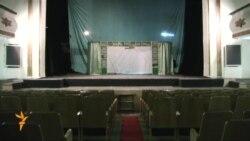Казанның Кариев театры ике бина арасында