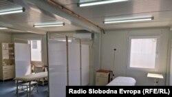 Модуларната болница во Битола