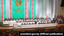 Пяты Ўсебеларускі народны сход у чэрвені 2016 году