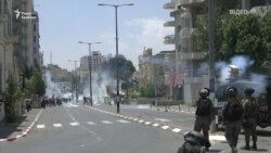 Нові сутички ізраїльських військових з палестинцями – відео