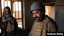 الیاس داعی، خبرنگاری رادیوی آزادی در ولایت هلمند که در یک حمله هدفمند در این ولایت کشته شد.