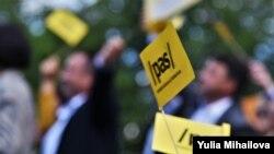 Moldova - anticipate, alegeri, lansarea campaniei PAS, campanie electorala, agitaţie, parliamentary elections, 2021, campaign, agitation