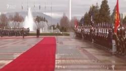 Начался государственный визит Шавката Мирзияева в Таджикистан