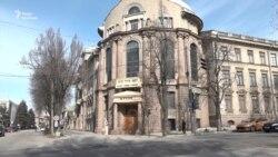 Культурні заклади Запоріжжя в перший день карантину