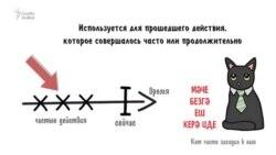 Незаконченное прошедшее время в татарском