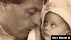 Nemcsak Magyarországba, hanem egy lányba is beleszeretett, később öt gyermekük született