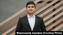 Мирзозариф Зарифов