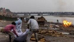 COVID-19: Индияда бир күндө 4000 киши каза тапты   БҮГҮН АЗАТТЫКТА   10.05.21