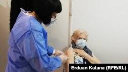 Vakcinacija stanovništva u Banjaluci